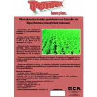 Tomex Komplex 1Litro