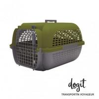 Dogit Pet Voyaguer Xlverde/gris