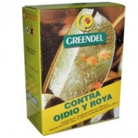 Fungicida Líquido Greendel contra Oídio y Roya para Cultivos 30 Cc