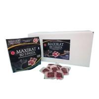 Maxirat BD-3 Pasta, Cebo en Pasta Fresca, Bromadiolona, Bolsa 150 Gr (10 X 15 Gr), Caja 24 Bolsas