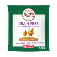 Nutro Grain FREE Gatos Adultos Pollo Fresco,