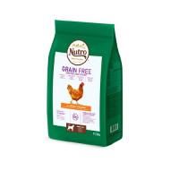 Nutro Grain FREE Perros Adultos Razas Mediana