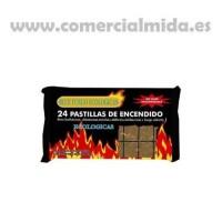 Pastillas de Encendido Ecológico BLUE Fuego 6