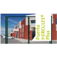 Puerta Hercules Verde Peatonal 1X2