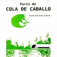 Purín de Cola de Caballo, Fitofortificante, Ortiga Amiga, 1 L