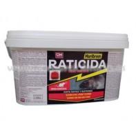 Raticida Muribrom CEBO Fresco 3 KG (Bromadiolona)