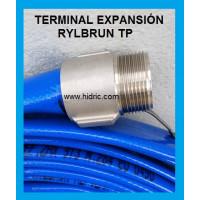 "Terminal Inox Expansion D32Mmx1-1/4"""