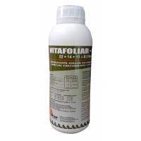Vitafoliar GEL 22-14-11+0,5 BORO - Envase de 1L