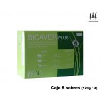 Caja 5 Sobres 120g Sicaver PLUS (Reductor Riesgo de Cetosis)