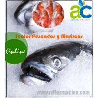 Curso Manipulador de Alimentos Online. Sector Pescados y Mariscos. Oficial. Ahora 15€
