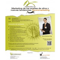 Curso / Seminario / Jornada Marketing Aceite de Oliva y Nuevas Tendencias
