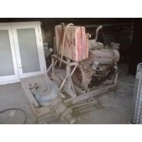 Motor Deutz en Bancada