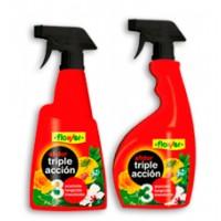 Afidor Triple Acción,  Insecticida, Fungicida,acaricida Flower