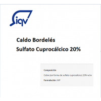 Caldo Bordeles, Fungicida Bactericida IQV Agro España