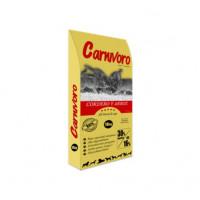 Carnívoro Cordero y Arroz 3 Kg