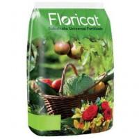 Floricat Substrato Universal Fertilizado 6 L