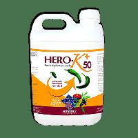 HERO K 50 - Fertilizante Nk de Muy Alto Conte