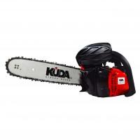 Motosierra Gasolina de Poda KUDA 25,4Cc Espada de 30Cm, Podadora de una Mano de 3,45Kg