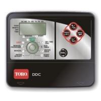 Programador de Riego TORO DDC, 6 Estaciones. Instalación en Interior.