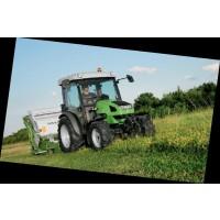 Tractor Deutz Fahr Agrokid 210 Dt Conf. a