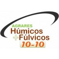Agrares Humi 10-10 , 20L (Ácidos Húmicos y Fúlvicos)