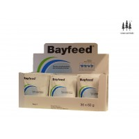 Caja 36 Sobres Bayfeed 60g (Prevención y Tratamiento Diarrea Terneros, Corderos, Cabritos,potros)
