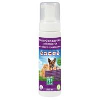 Espuma Anti Insectos para Perros y Gatos (Mar