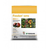 Fosdan 50 (Insecticida Fosmet 50%) 35 Gr