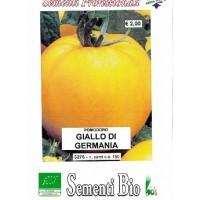 Semillas Ecologicas de Tomate Amarillo de Ale