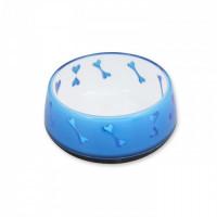AFP Comederos Love Plástico -Azul M-600Ml