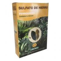 Ferrogreen Sulfato Ecológico de Hierro Tratamiento para Clorosis y Caida de Hojas 1 Kg