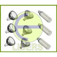 Focos Solares LED