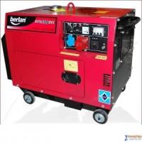 Generador Electrico 5000W - Diesel - Arranque Electrico