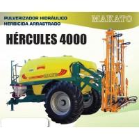 Pulverizador Hidráulico Herbicida Arrastrado Hércules