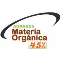 Materia Organica 45%, Abono Agrares Iberia