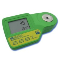 Medidor Salinidad Refractómetro Ma887
