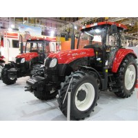 Tractor 125Hp Doble Traccion Yto