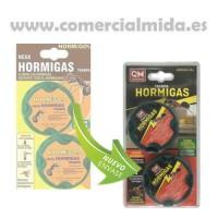 Trampa en Gel Anti Hormigas Interior y Exterior Hormigol 2x5g