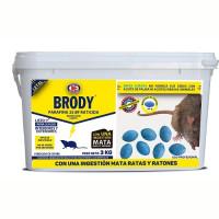 Brody Bloque Mini Óvulos, Cubo 3 Kg