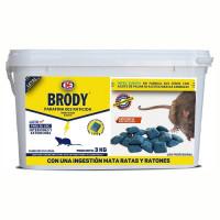 Brody Bloque Óvulos, Cubo 3 Kg