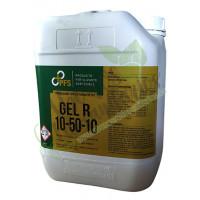 GEL R 10-50-10 NPK Especial Fósforo en Forma