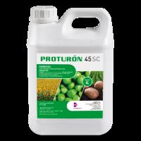 Proturón 45 SC Herbicida para el Control Temprano de Malas Hierbas Anuales de Probelte