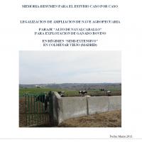 Proyectos de Evaluación de Impacto Ambiental Ganadero, Agrario E Industrial