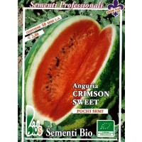 Sandia Crimson Sweet Eco -  50 Semillas Ecoló