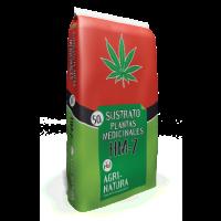 Sustrato Específico para Cultivos de Planta Medicinal y Genéticas Exigentes 50L