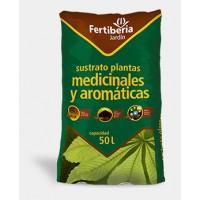 Sustrato Plantas Medicinales y Aromáticas de Fertiberia