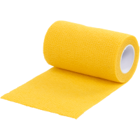 1 Rollo de Vendaje Flexible para Animales Vet-Flex Color Amarillo