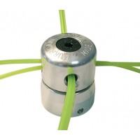 Cabezal Multihilos Aluminio 4Salidas