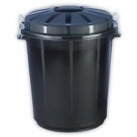 Cubo Basura para Comunidad de Plástico.50 Litros