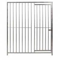 Frente C/puerta Barras BOX ECO 1MT